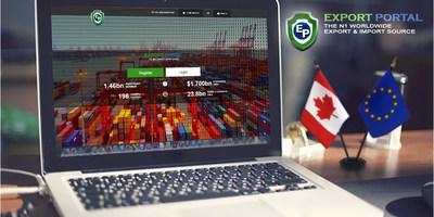 Export Portal celebrates the recent EU and Canada signing of CETA free trade deal
