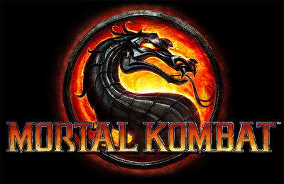 Mortal Kombat Logo.  (PRNewsFoto/Warner Bros. Interactive Entertainment)
