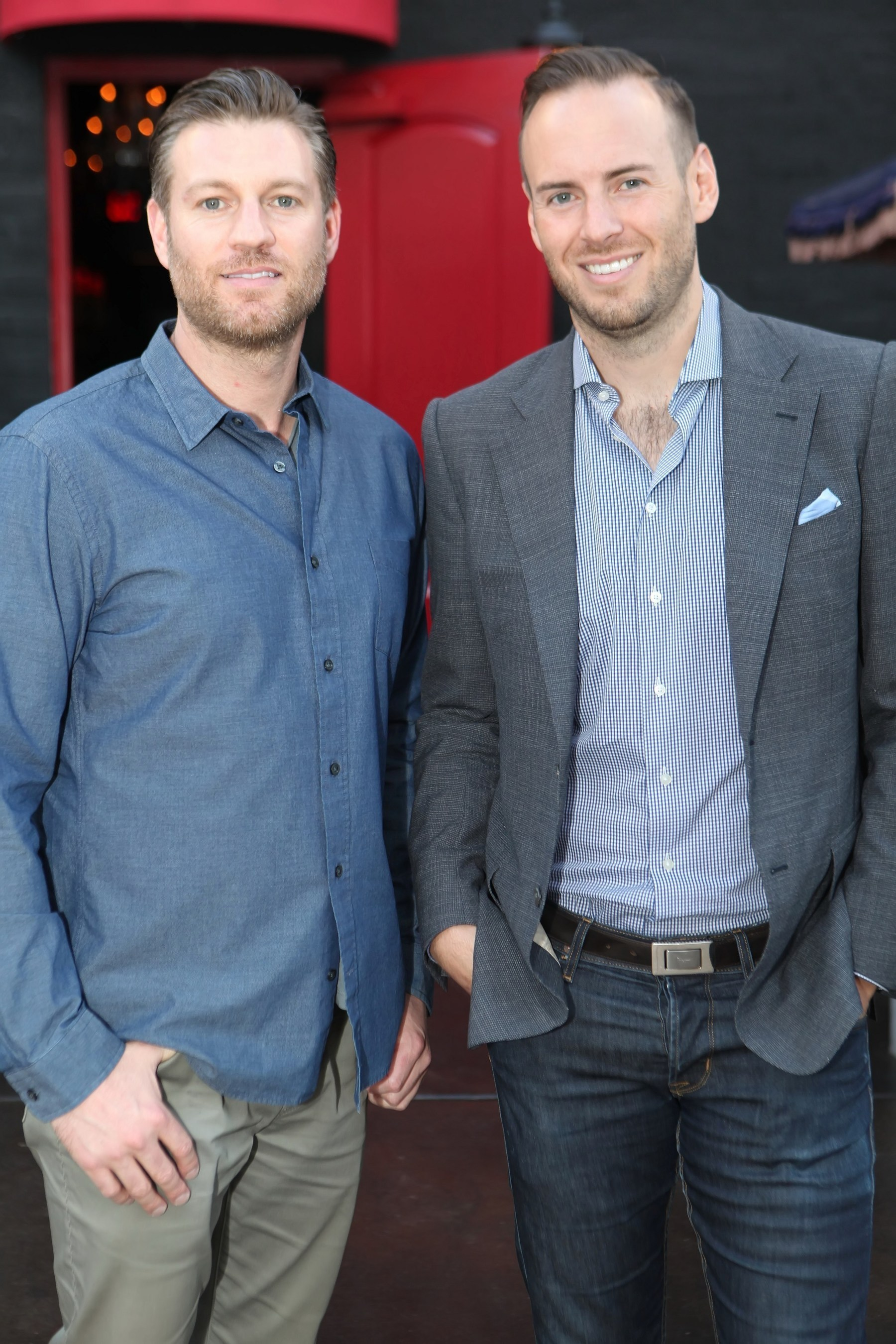 WENDOH Media owners, Ryan Doherty and Justin Weniger