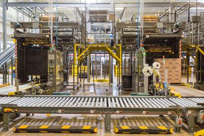 Goya Foods inaugura planta de produccion moderna y sustentable en Nueva Jersey