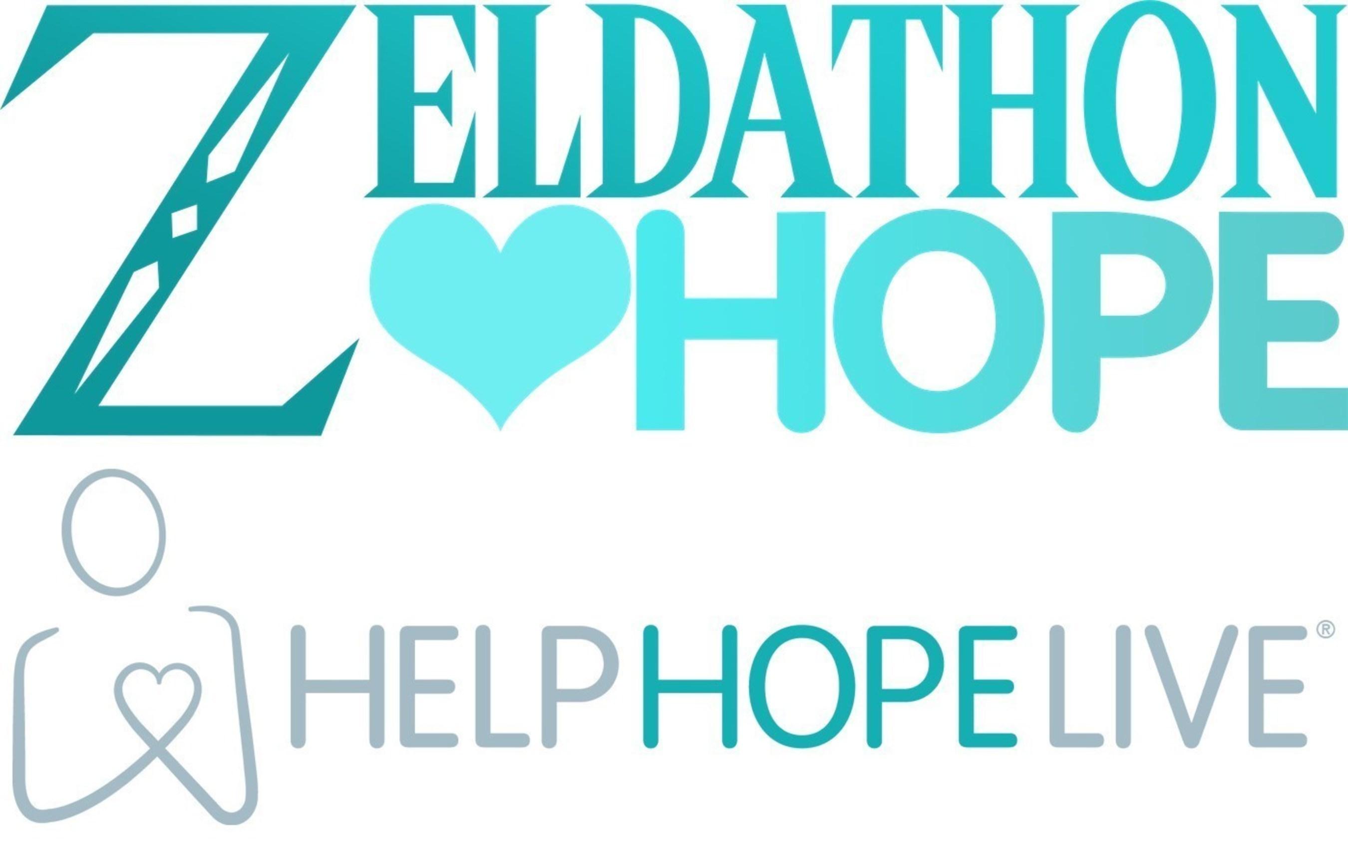 Zeldathon Hope (zeldathon.net) is a 150-hour gaming marathon to raise money for top-ranked charity HelpHOPELive (helphopelive.org).