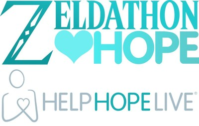 Zeldathon Hope (zeldathon.net) is a 150-hour gaming marathon to raise money for top-ranked charity HelpHOPELive (helphopelive.org).