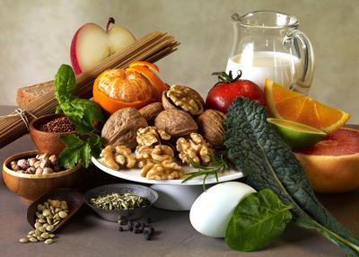 Walnut consumption linked to lower risk of type 2 diabetes.  (PRNewsFoto/California Walnut Commission)