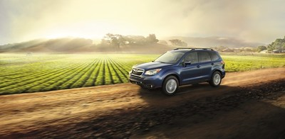 Subaru of America, Inc. Announces Second Consecutive Monthly Sales Record with Best-ever August