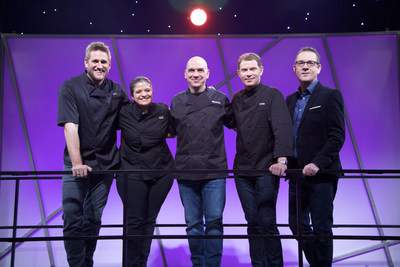 All-Star Academy premieres Sunday, March 1st at 9pm on Food Network