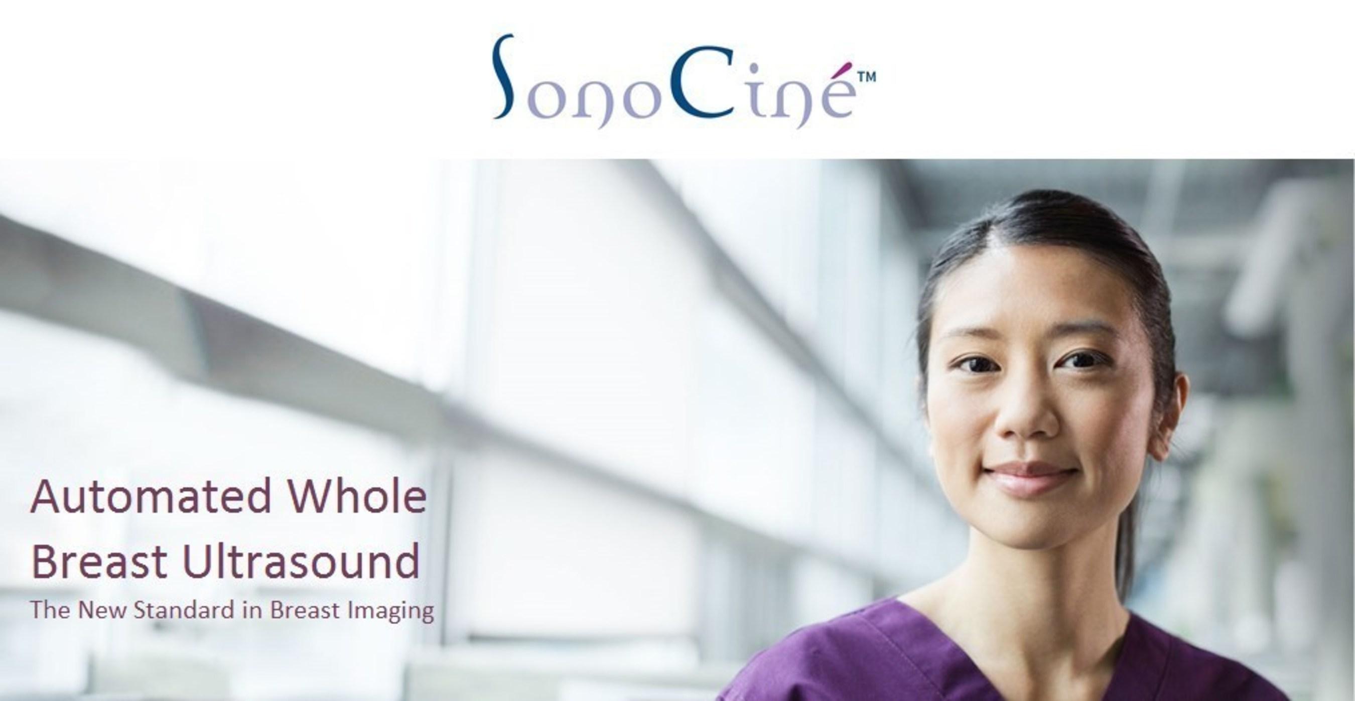 SonoCine Releases 3D Multiplanar Reconstruction Software to Improve Breast Cancer Detection