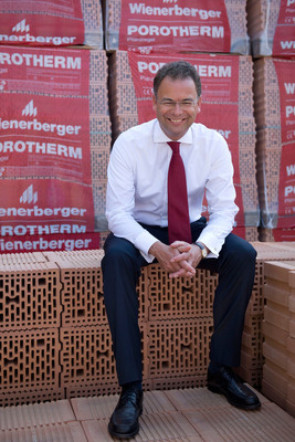 Heimo Scheuch, CEO of Wienerberger AG, World's Largest Brick Company, Discusses Energy Conservation, Code Compliance
