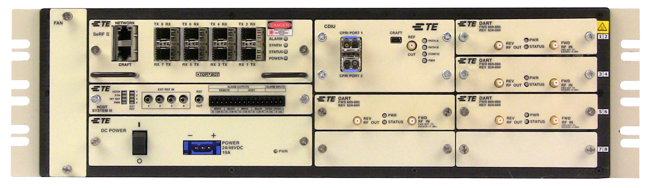 TE Connectivity To Showcase Optical and Digital RF Solutions for Small Cell Networks at Mobile World Congress