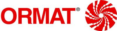 ORMAT logo. (PRNewsFoto/ORMAT)