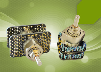 Elma's New Step Attenuator Designed for High-end Audio Applications (PRNewsFoto/Elma Electronic Inc.)