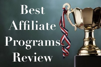 Best Affiliate Programs Review