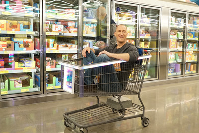Ben Bailey puts ALDI shoppers' Cart Smarts to the test in a new online video series available at lovealdi.com.