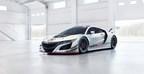 El programa del Acura NSX GT3 progresa con sorpresivo debut de la prueba pública programado para Mid-Ohio