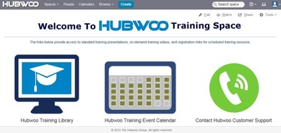 Hubwoo Training Space