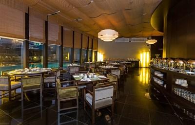 Ambrosia Restaurant (PRNewsFoto/Flora Hospitality, Dubai)