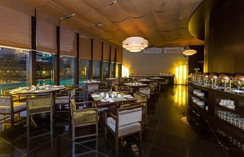 Ambrosia Restaurant (PRNewsFoto/Flora Hospitality, Dubai) (PRNewsFoto/Flora Hospitality, Dubai)