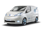 Nissan e-NV200 Zero Emission Van in Final Development Phase