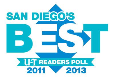Stellar Solar Wins Best Solar Company in 2013 UT San Diego Readers Poll.  (PRNewsFoto/Stellar Solar)