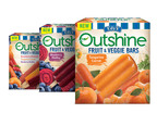 New Edy's Outshine Fruit & Veggie Bars.  (PRNewsFoto/Edy's Outshine)