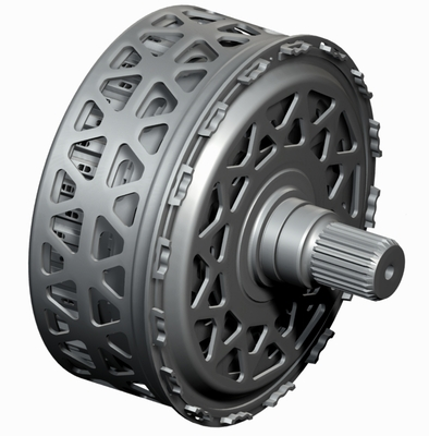 BorgWarner produces DualTronic(TM) clutch modules for Eaton's new Procision(TM) 7-speed dual-clutch transmission, the first dual-clutch transmission for class 6 and 7 medium-duty trucks in North America.