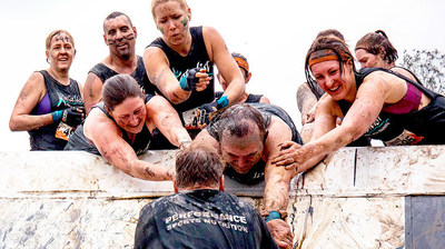 With more than 2 million Tough Mudder participants to date, the world's most popular team challenge will feature 20+ exhilarating obstacles at each of the company's 60+ events in 2016.