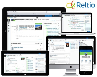 Reltio Cloud 2015.2 Improves Business Productivity, IT Operating Efficiency, and Compliance