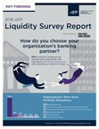 Survey: Vast Majority of Treasury Professionals Value Their Bank Relationships