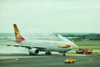 Hainan Airlines Rolls Out Non-stop Flights between Chongqing and Rome on April 27