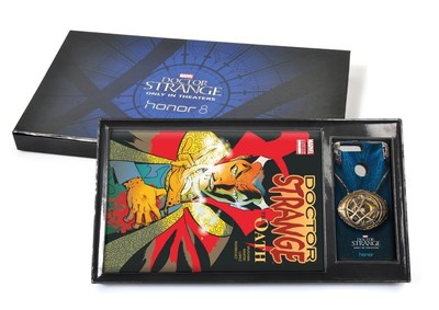 Doctor Strange-themed box