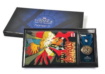 Doctor Strange-themed box