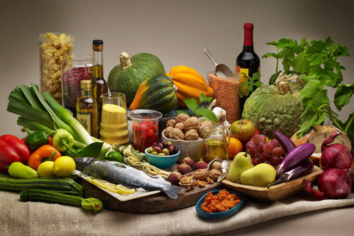 Primary Prevention of Cardiovascular Disease with a Mediterranean Diet with Walnuts. (PRNewsFoto/California ...