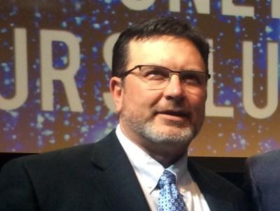 Dan Harter, Merial Head of Large Animal Sales