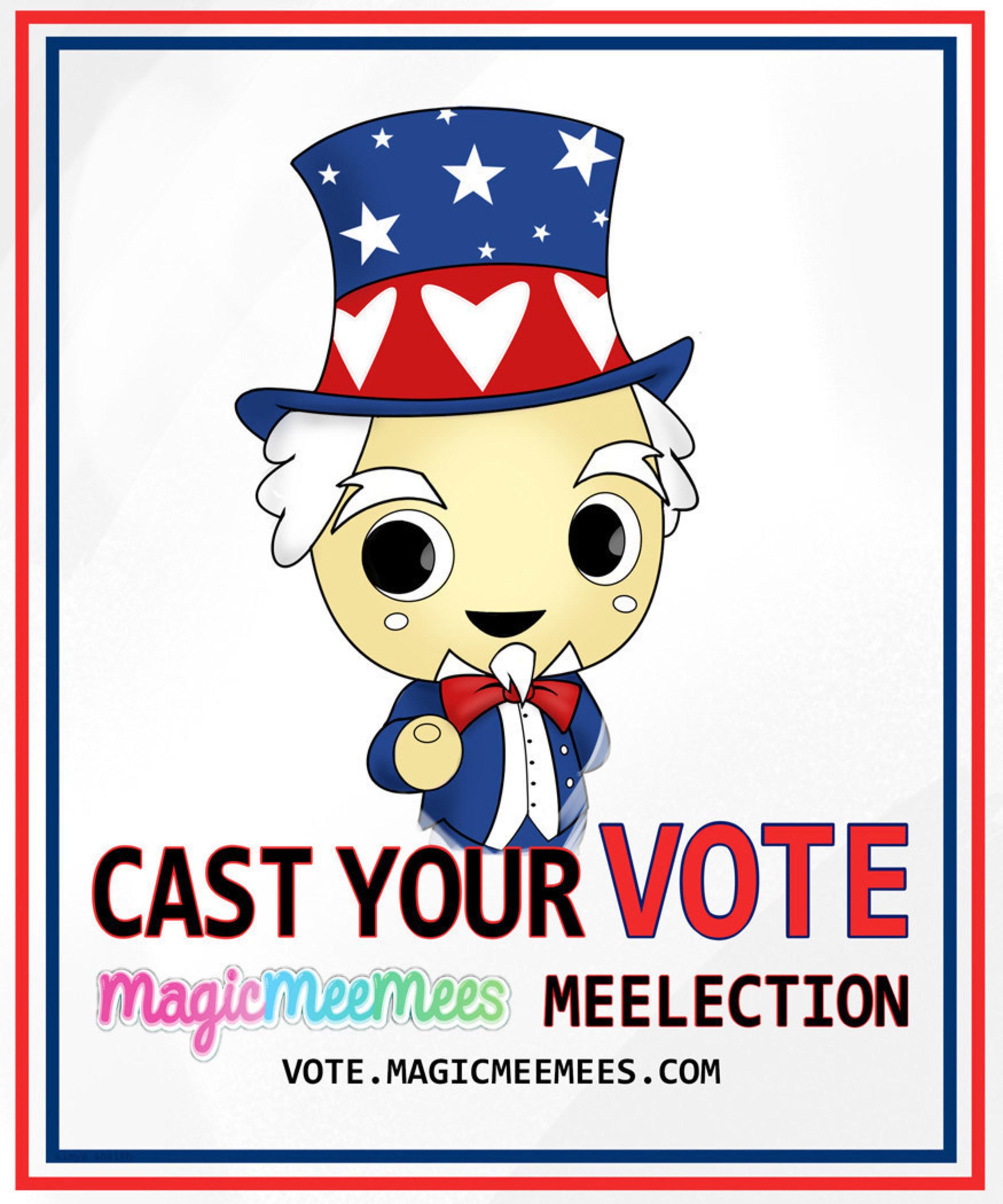 MagicMeeMees Meelection Poster