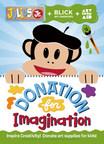"Julius Jr. Partners with Blick Art Materials for ""Donation for Imagination"" Program"