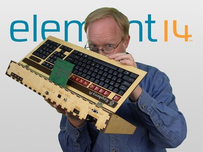 "Ben Heck, Hacker and Host of element 14's ""The Ben Heck Show"" to Speak at America's Largest Manufacturing Event, February 10-12 in Anaheim, CA"