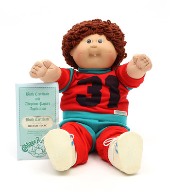 "Cabbage Patch Kids(R) are one of the toys included in ""100 Toys (& their Stories) that Define Our Childhood"" organized by The Children's Museum of Indianapolis."