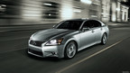 The Lexus GS 350 is able to deliver more than 300 horsepower and get up to 29 mpg on the highway. (PRNewsFoto/Lexus of Naperville)