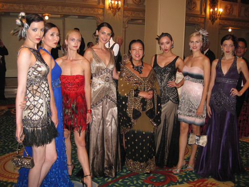 Designer Sue Wong Honored by Asia Society Southern California