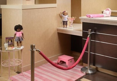 Residence Inn Atlanta Alpharetta/North Point Mall is offering three exciting American Girl packages featuring deluxe overnight accommodations and special doll-themed delights. For information, www.marriott.com/ATLNP or call 1-770-587-1151.