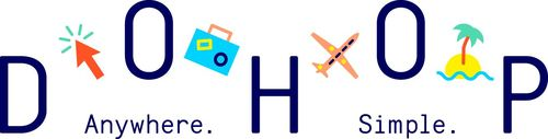 Dohop Logo (PRNewsFoto/Dohop)