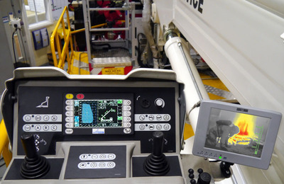 Roadwater - Primetech - BrontoSkylift: RWD080M image. (PRNewsFoto/Roadwater Computer)
