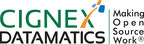 CIGNEX logo (PRNewsFoto/CIGNEX Datamatics)