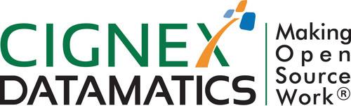 CIGNEX logo (PRNewsFoto/CIGNEX Datamatics) (PRNewsFoto/CIGNEX Datamatics)