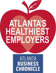 Atlanta Business Chronicle Atlanta's Healthiest Employers Logo
