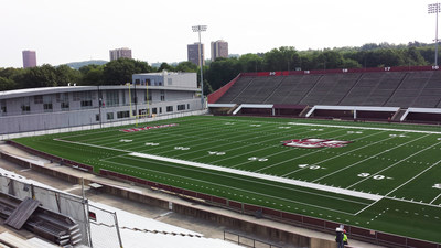 New AstroTurf Field at UMass' McGuirk Stadium (PRNewsFoto/AstroTurf)