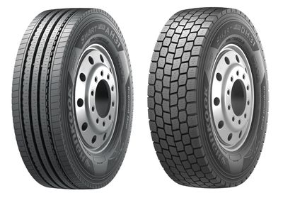 Tyre manufacturer Hankook will be supplying Original Equipment for various MAN heavy-duty trucks in future. +++ Hankook, MAN Trucks, Original Equipment, OE, Premium tyre manufacturer, Hankook tyres, Hankook e-cube MAX, MAN +++ (PRNewsFoto/Hankook Tire Europe GmbH)