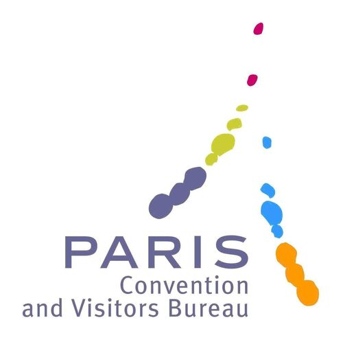 Paris Convention and Visitors Bureau Logo