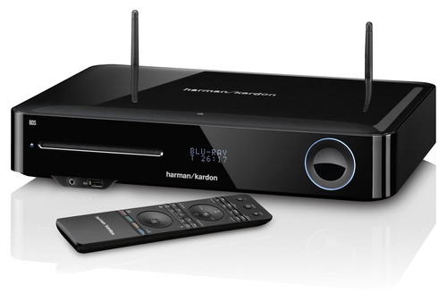 Two New Harman Kardon® Blu-ray Disc Systems Bring High-Fidelity and 3D to the Home