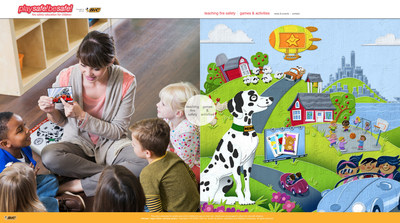 Teach your children about fire safety this summer using the new play safe! be safe! website: www.playsafebesafe.com