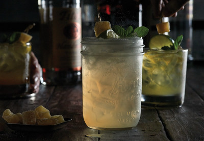 Black Angus Steakhouse' new, summer cocktail menu features the Austin and Tennessee Mule.